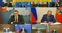 Губернатор Челябинской области доложил президенту о пожарной ситуации в регионе