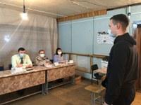 Начала работу призывная комиссия в Красноармейском районе