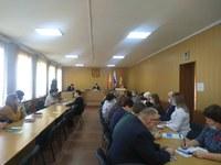 Ситуацию с паводковыми водами в Красноармейском районе обсудили на совещании