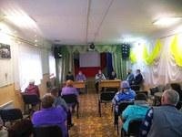 Встреча главы района с жителями села Черкасово прошла 6 сентября