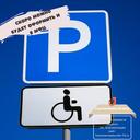 Данные о бесплатной парковке для инвалидов действуют на территории всей страны