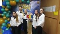 Открытый фестиваль КВН на Кубок Главы Красноармейского района прошел 1 апреля среди команд КВН образовательных учреждений, творческих групп, коллективов.