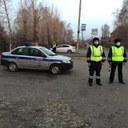 Сегодня, сотрудниками Госавтоинспекции совместно с родителями «Родительского дорожного патруля» МОУ «Миасская СОШ 2» в рамках профилактической акции «Осенние каникулы» провели мероприятие